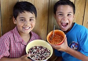 April – Dried Beans