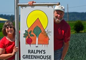 Ralph's Greenhouse
