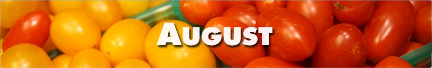 August – Tomatoes