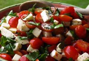 Easy Caprese Spread