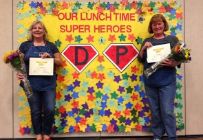 Who is your School Lunch Hero?