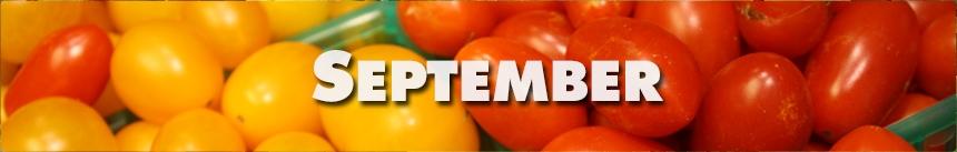 September – Tomatoes