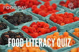 Food Literacy Quiz