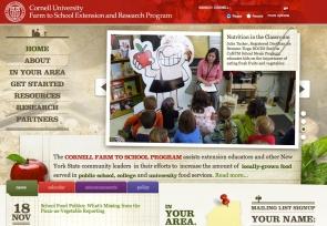 The 10 most impressive farm-to-school programs
