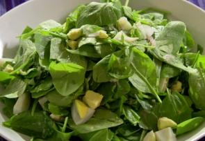 Bistro Spinach Salad