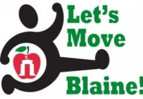 Let's Move, Blaine! coalition given big grant