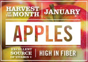 January-apples