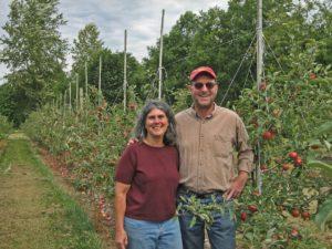 Cloud Mountain Farm Center tom & cheryl